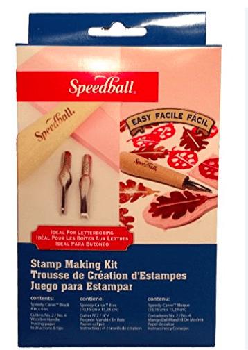Stamp Carving Kit