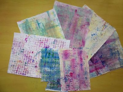 Textured Papers