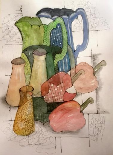 Cubist Painting Arthappy Me